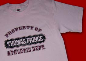 Thomas Prince School T-Shirt